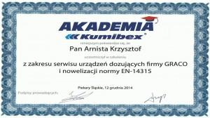 Certyfikat #3